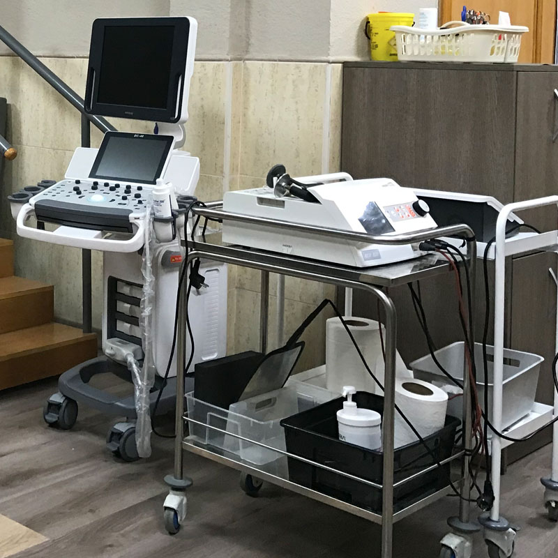 Instalaciones fisiopiedrasblancas electroestimulacion