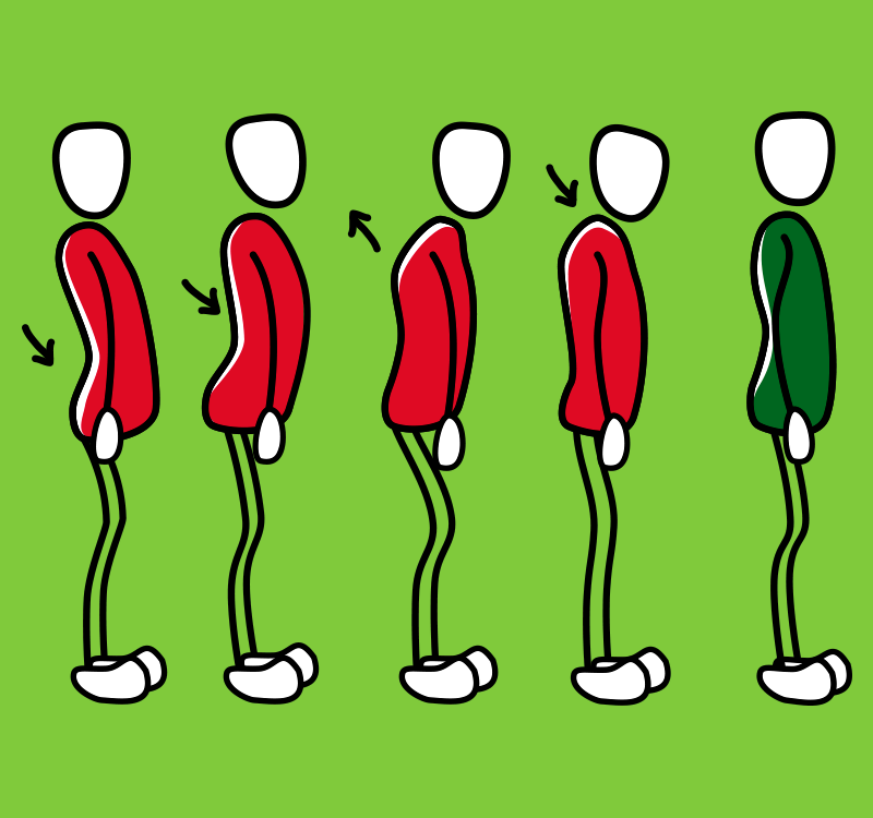 fisiopiedrasblancas Reeducación postural